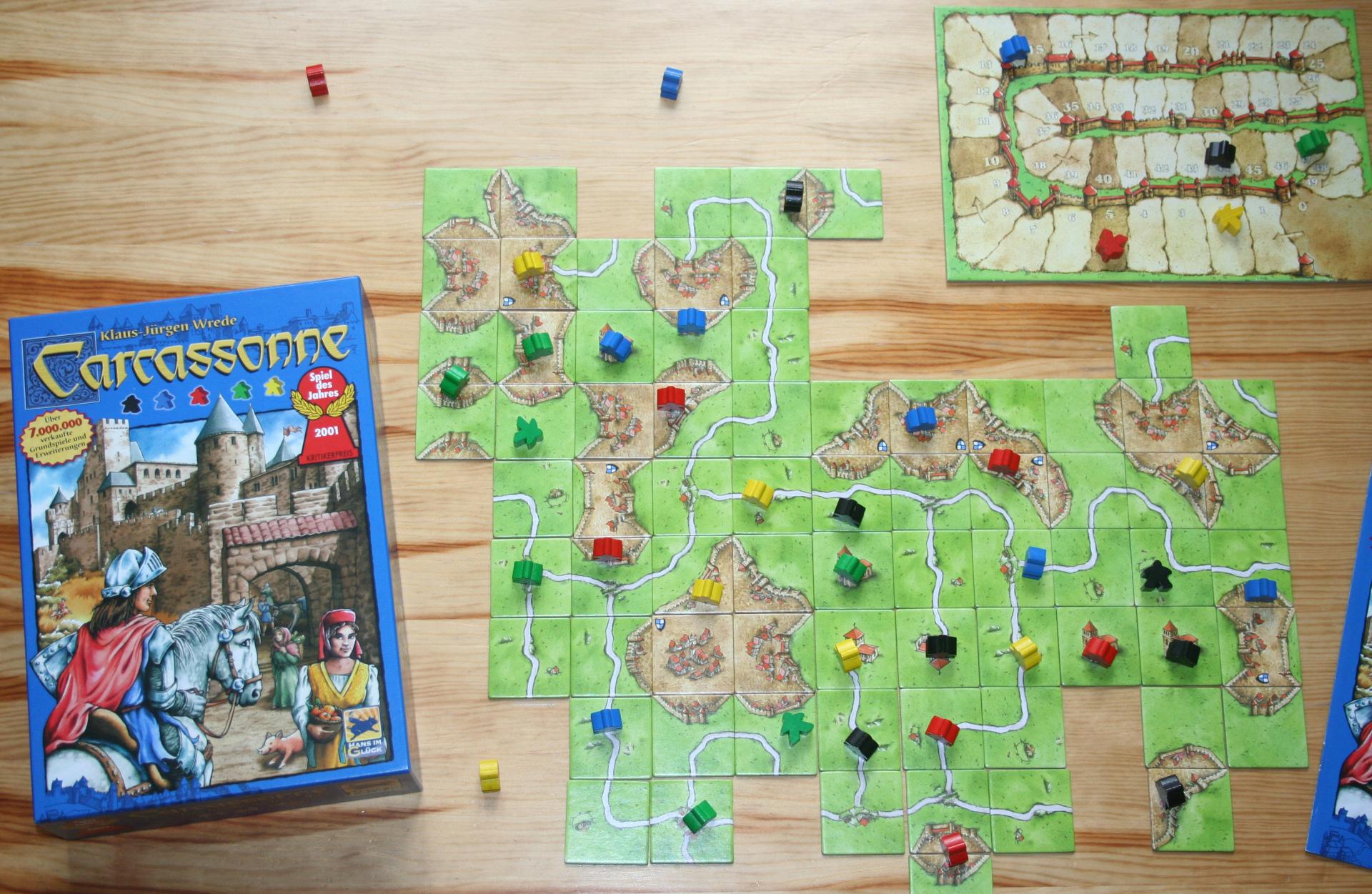 Carcassonne (Spiel)