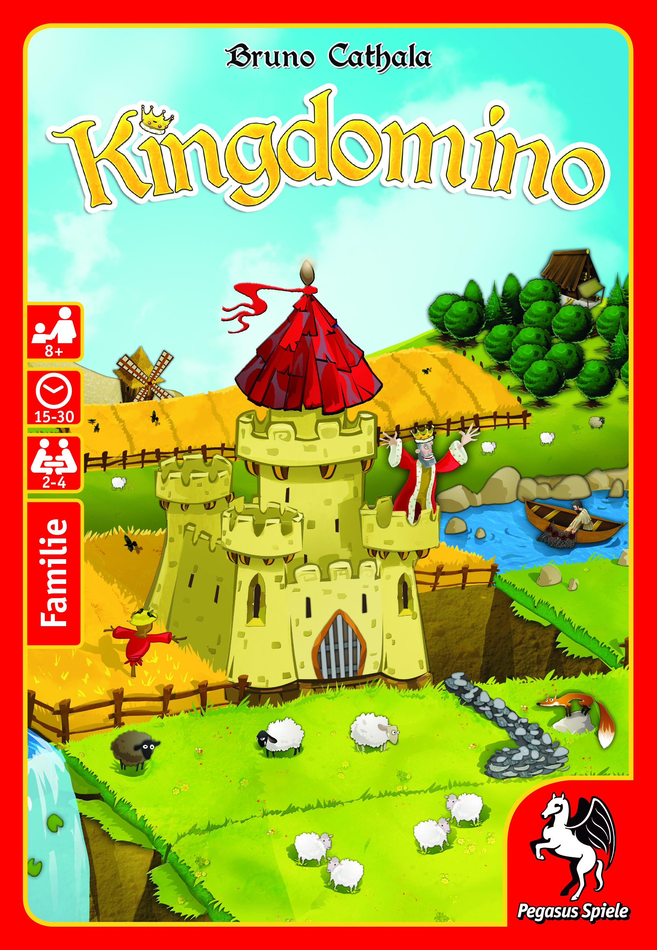 Kingdomino ist Spiel des Jahres 2017.