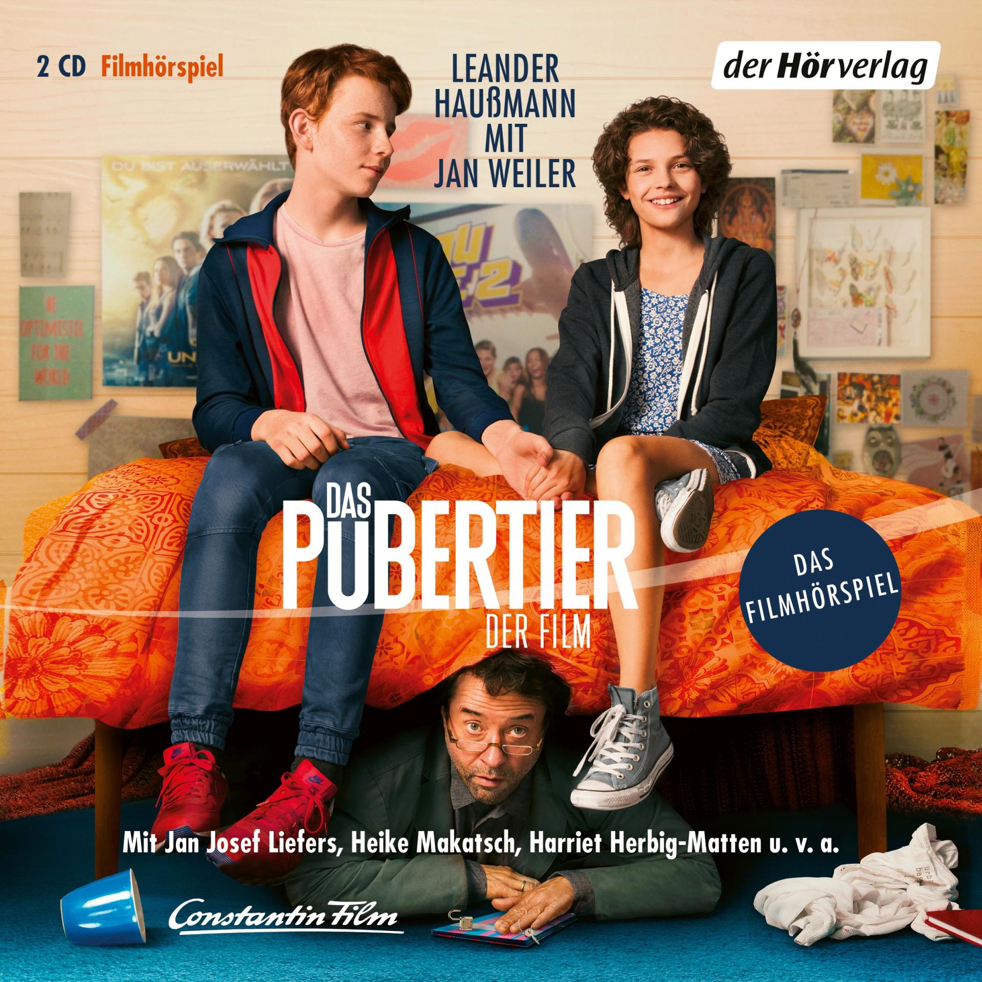 """""""Das Pubertier"""" als Hörspiel."""