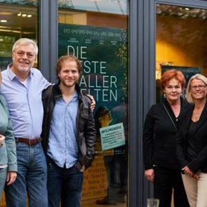 """Premiere in Stuttgart des Films """"Die beste aller Welten"""""""