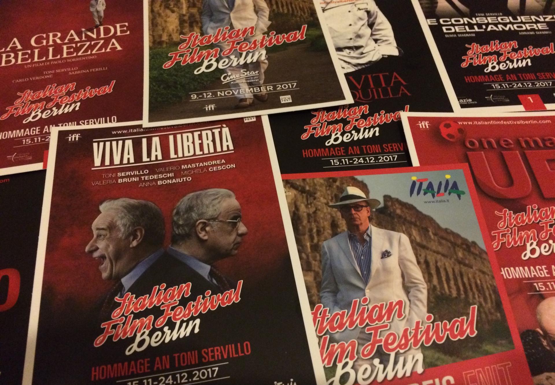 Italienisches Filmfestival Berlin 2017