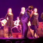 Irish-Celtic-Show in Deutschland, Stepp-Tanz und traditionelle Live-Band mit irischer Musik