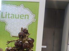 """litauischer """"Ameisenhaufen"""": Verköstigung für jedermann am Litauenstand der Grünen Woche IGW"""