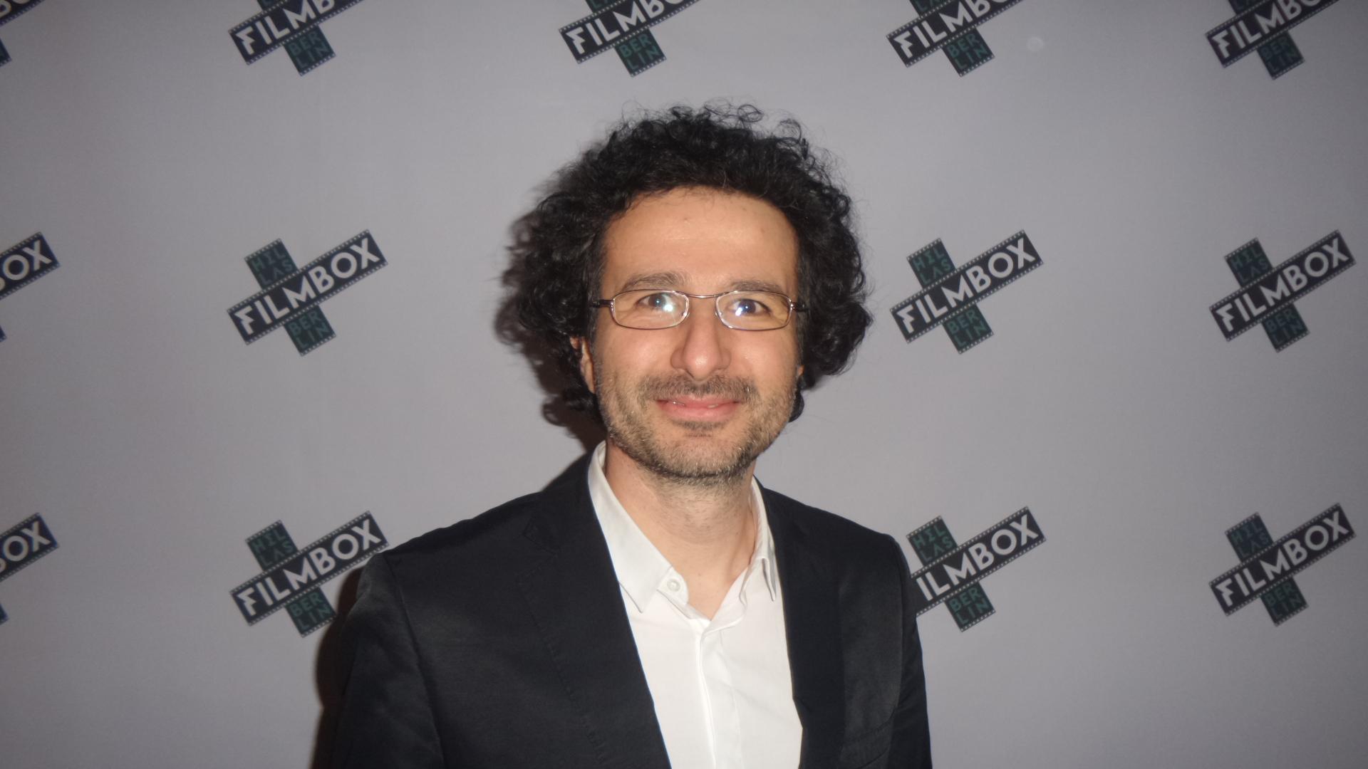 """Der griechische, zypriotische oder griechisch-zypriotische Komponist Marios Joannou Elia von """"Sounds of Vladivostok"""""""