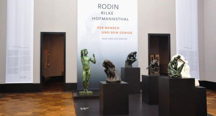 Auguste Rodin in Berlin