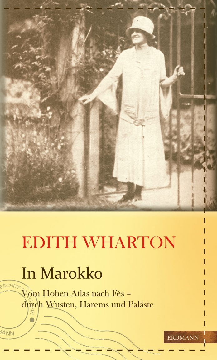 Edith Wharton, In Marokko