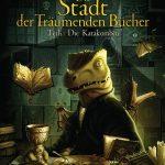 Die Stadt der Träumenden Bücher, Teil 2: Die Katakomben, Comic von Walter Moers.