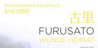 """Plakat zum Film """"Furusato - Wunde Heimat"""" von Thorsten Trimpop."""