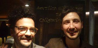 Cristobal Leon und Joaquin Cocina.