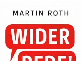 """Martin Roth: """"Widerrede!"""""""