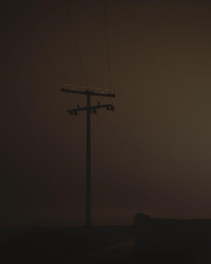 """""""Untitled Nightshot"""" ist ein Bild aus dem Bildband """"Internalized Kami"""" von Thomas Bergner."""