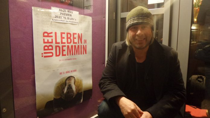 Regisseur Martin Farkas bei der Preview des Films