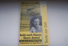 "Buch ""Bald nach Hause - Skoro domoi"""