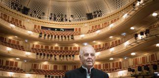 Daniel Barenboim in der Staatsoper Unter den Linden.