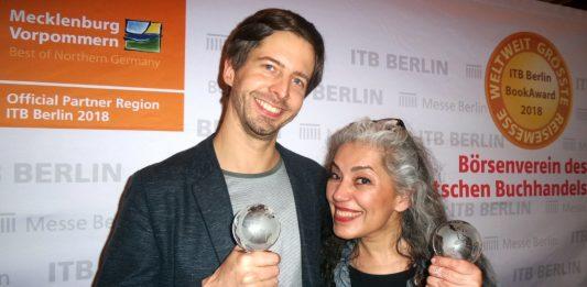 Stephan Orth und Zohre Shahi.