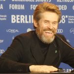 Willem Dafoe auf der Berlinale Goldener Ehrenbär Internationale Filmfestspiele Berlin.