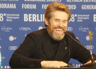 Willem Dafoe auf der Berlinale Goldener Ehrenbär Internationale Filmfestspiele Berlin.
