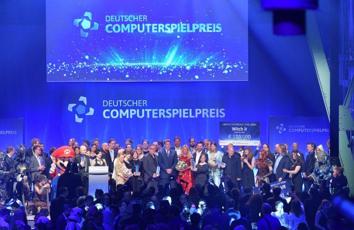 Gewinner Deutscher Computerspielpreis 2018.