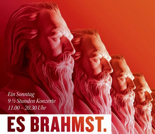 Es brahmst in Berlin.