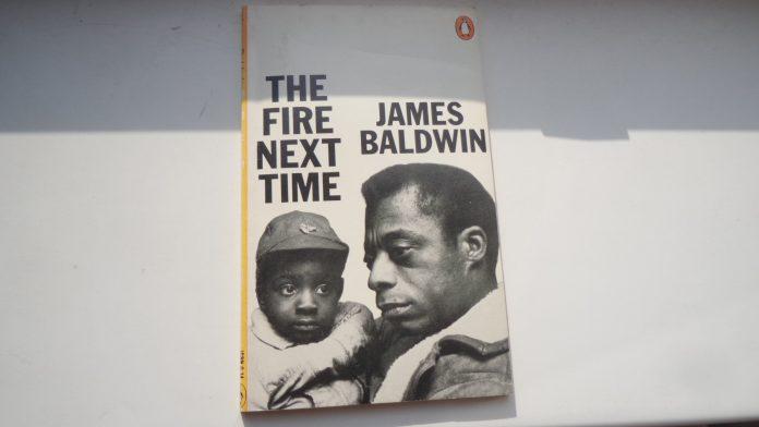 Penguinbuch von 1963 auf englisch: James Baldwins