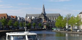 Haarlem in Holland.