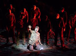"""GerMANIA"" an der Oper Lyon."