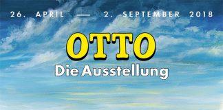 Otto - Die Ausstellung im Caricatura Museum Frankfurt.