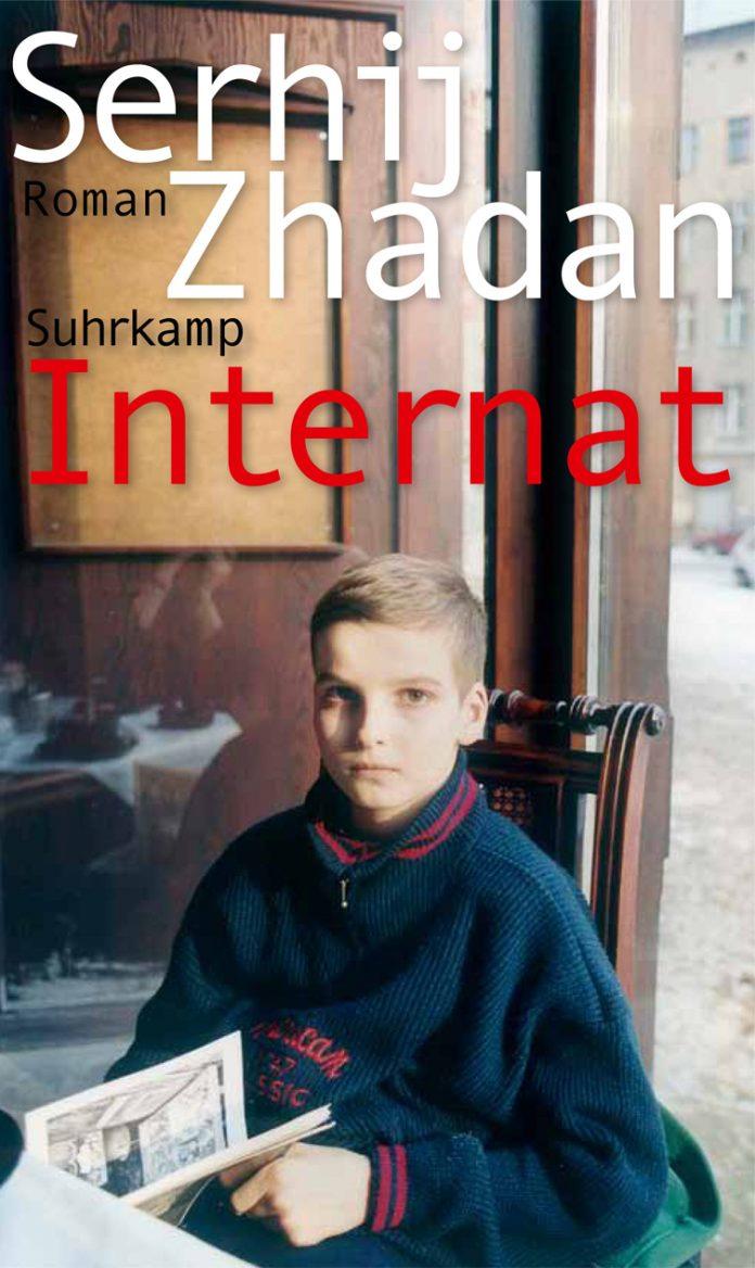 Serhij Zhadan Internat