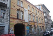 Kultur- und Sozialzentrum Gitschiner 15 in Kreuzberg