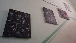 Ausstellung im Kultur- und Sozialzentrum Gitschiner 15 in Berlin Kreuzberg
