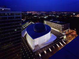 Luxemburger Philharmonie.