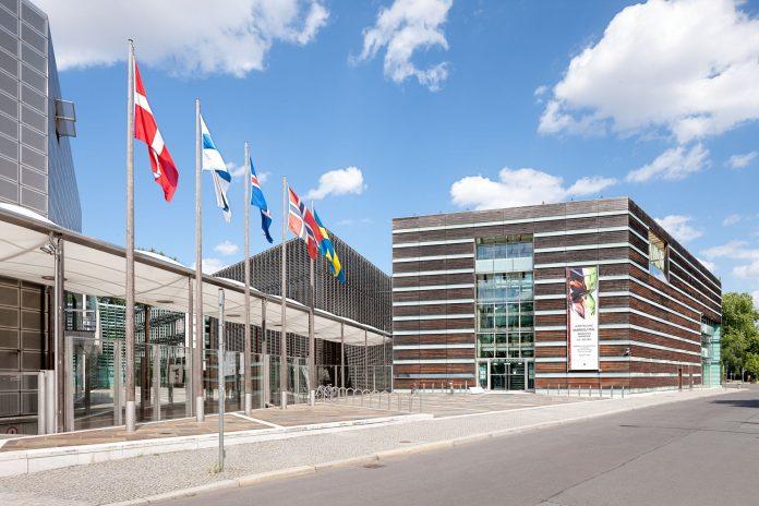 Die Nordischen Botschaften in Berlin.