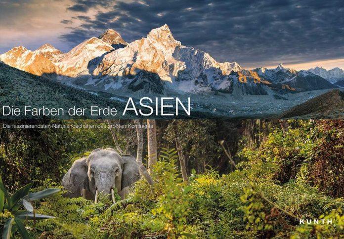 Die Farben der Erde. Asien.