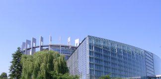 EU-Parlament in Straßburg.