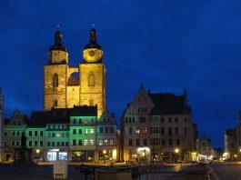 Wittenberg in Sachsen-Anhalt.