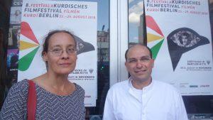 8. KFF 2018 vor dem Moviemento Kreuzberg