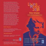 "Die Konzertreihe ""Living Music 2018"" in Potsdam."