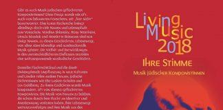 """Die Konzertreihe """"Living Music 2018"""" in Potsdam."""