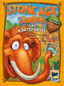 """""""Stone Age Junior"""" - Das Kartenspiel, von Marco Teubner."""