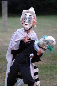 """Theater Netzeband mit """"Der Geizige"""" von Molière."""