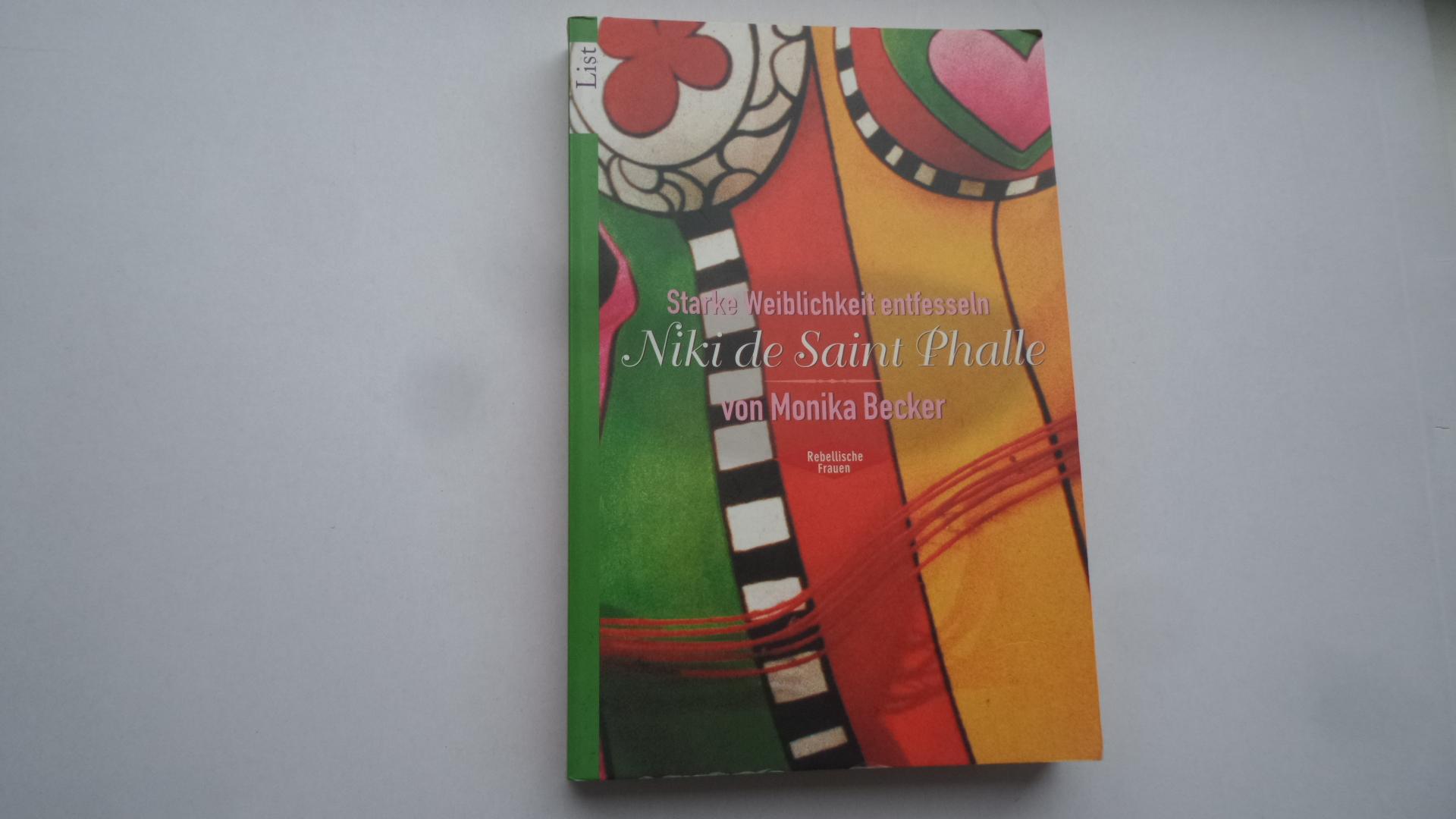 Mutter Der Nanas Künstlerin Niki De Saint Phalle Wäre 88 Jahre Alt