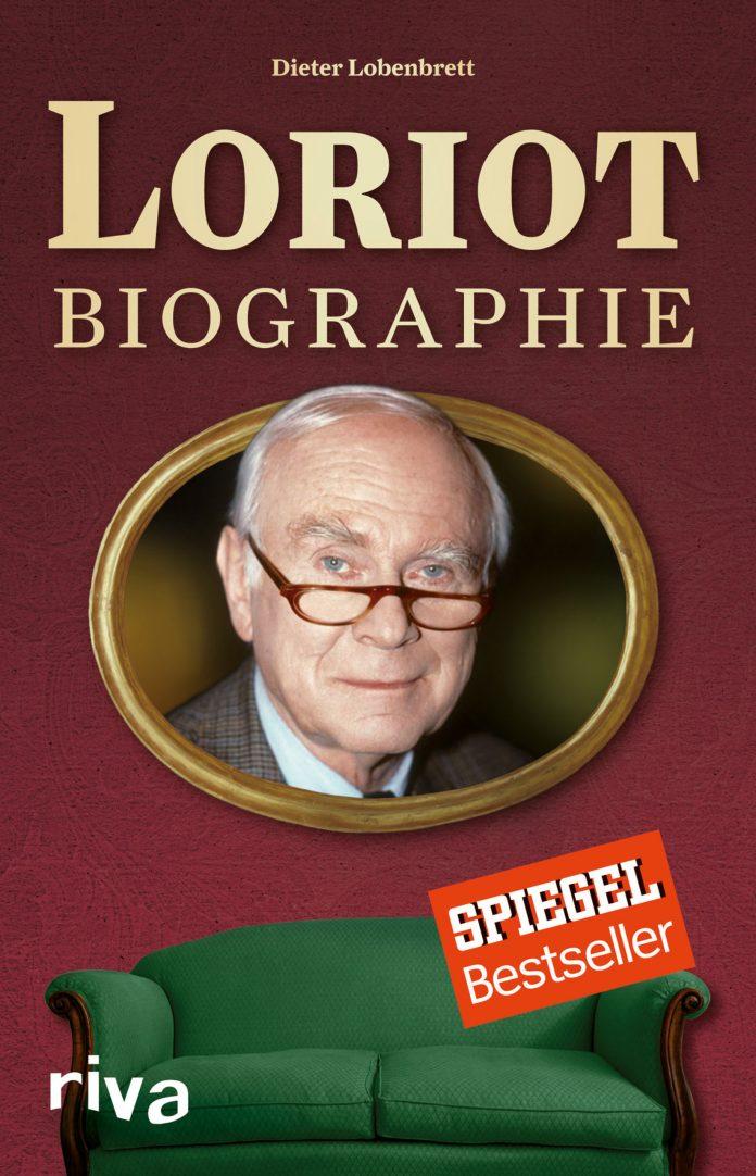 Dieter Lobenbrett mit einer Biographie über Vicco von Bülow.