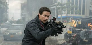 """Mile 22"" mit Mark Wahlberg."