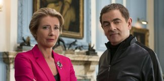 """Johnny English - Man lebt nur dreimal"""