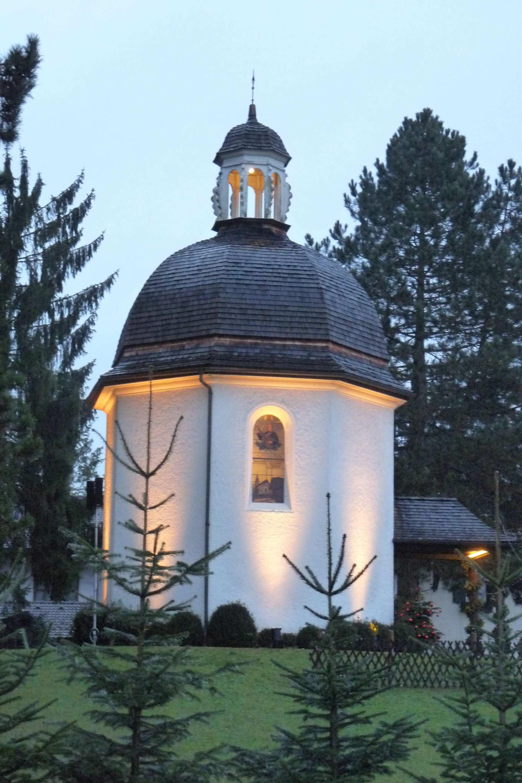 """Vom Zauber der """"Stillen Nacht"""" - Weihnachtliche Spurensuche im ..."""