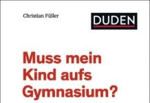 Christian Füller: Muss mein Kind aufs Gymnasium?