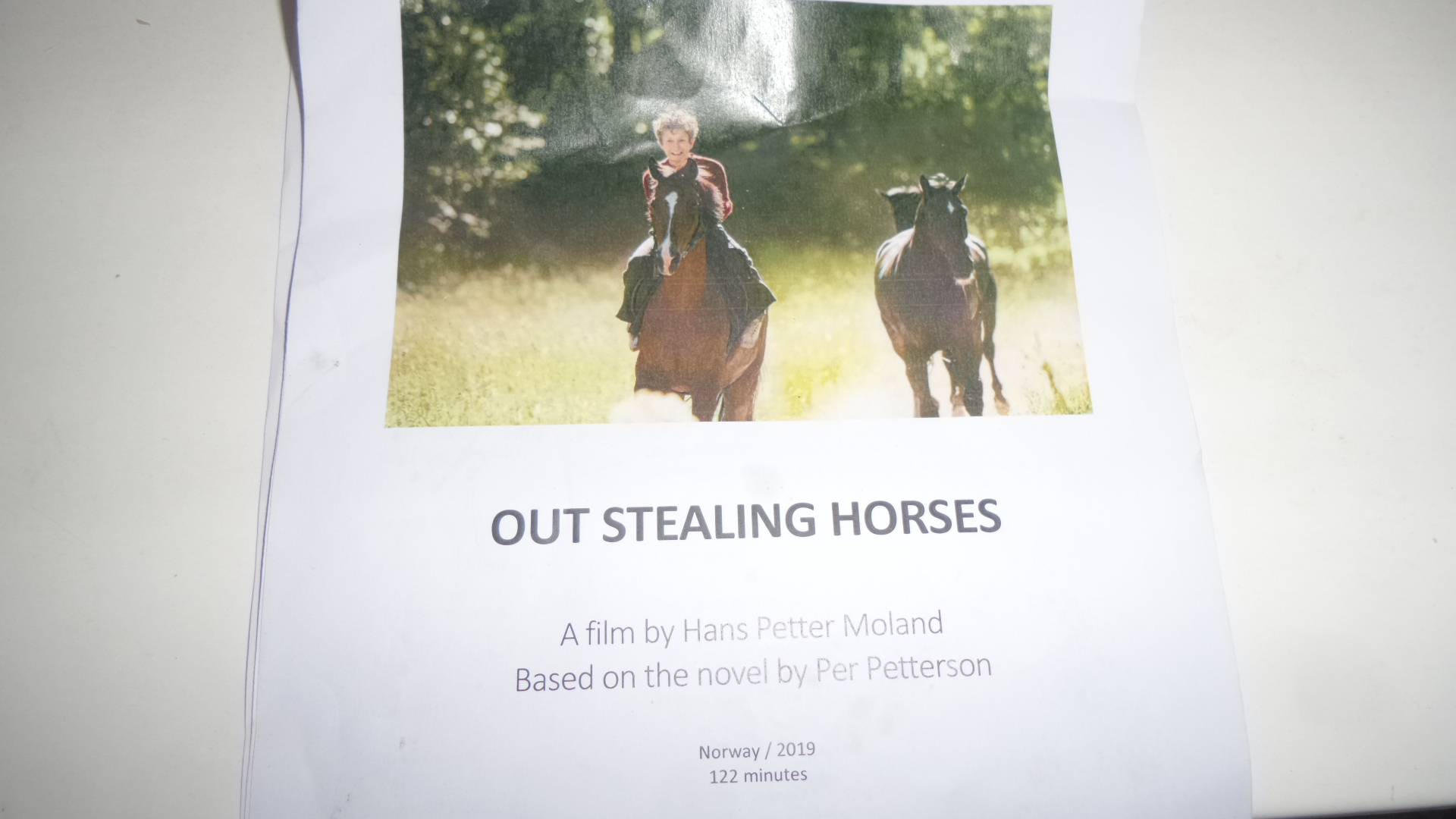 per petterson pferde stehlen