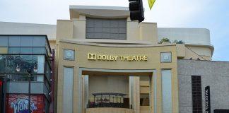 Im Dolby Theatre Los Angeles werden die Oscars verliehen, die Academy Awards