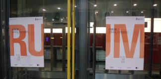 Plakate der Forums - Forum der Berlinale
