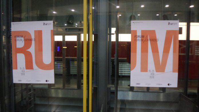 Plakate der Forums - Forum der Berlinale